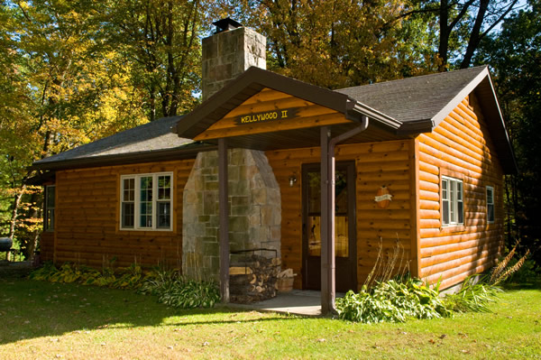Cook Forest Lodging Cabins Kellywood Condo